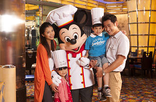 Hong Kong Disney - Chef Mickey