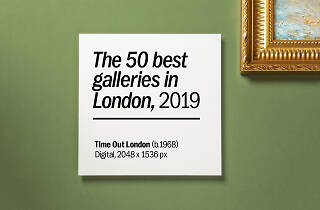 50 best galleries in London 2019