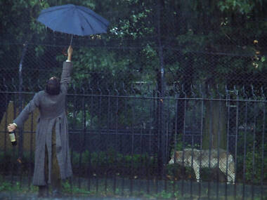 London on screen: the wolf enclosure from 'Withnail & I'