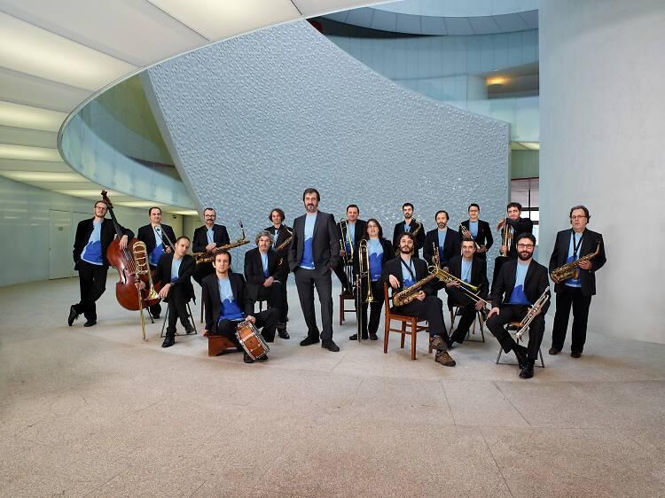 Orquestra Jazz de Matosinhos e Kurt Rosenwinkel