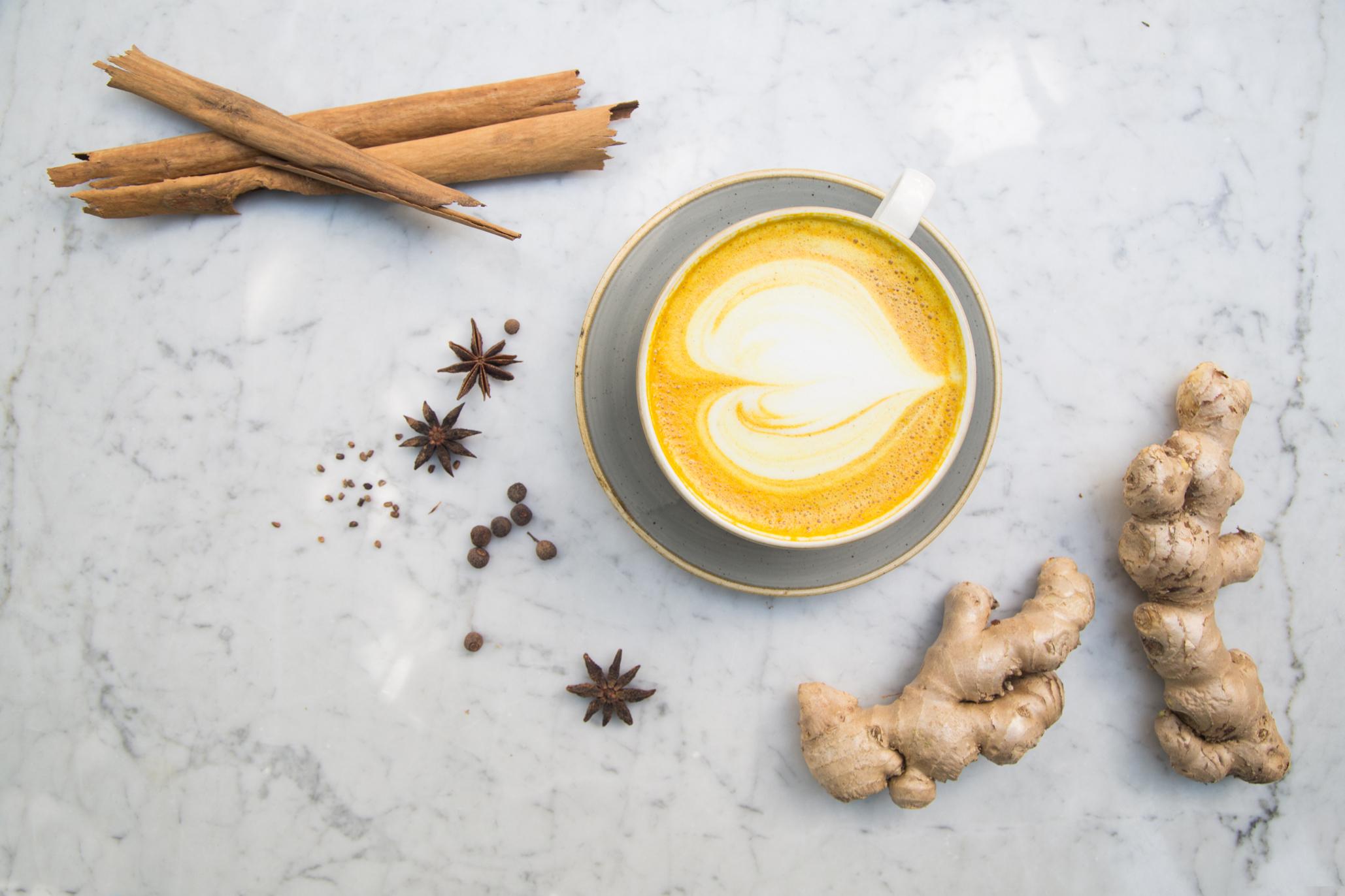 Epice Kitchen golden milk