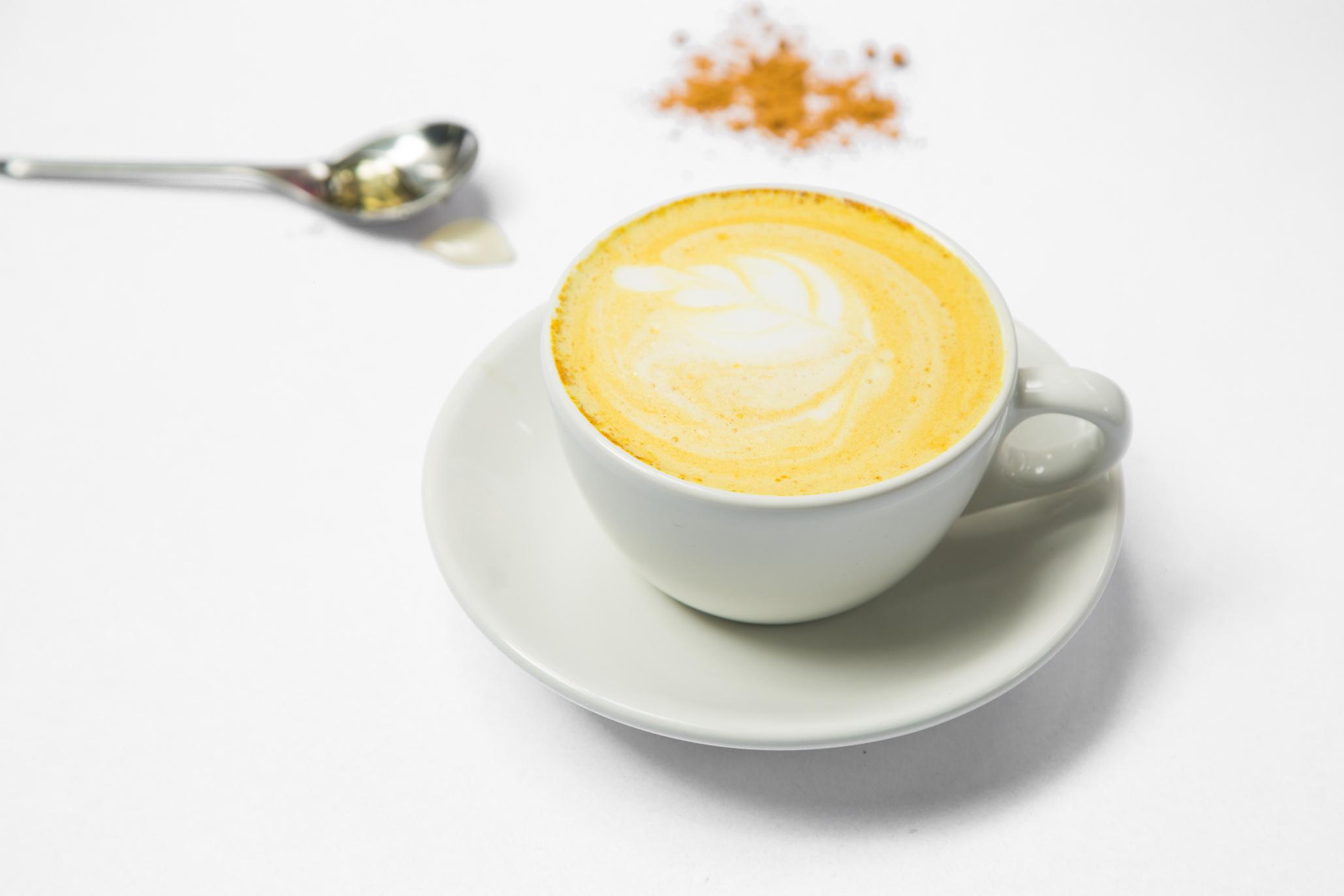 Golden milk en la CDMX