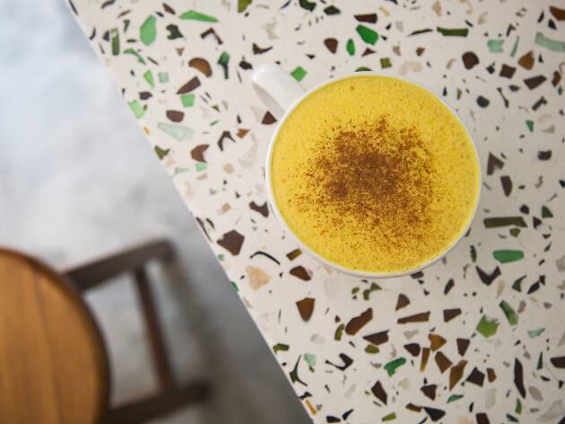 Camomila Golden milk