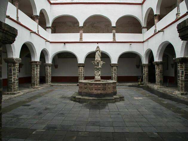 Exconvento de la Asunción de Nuestra Señora de Milpa Alta