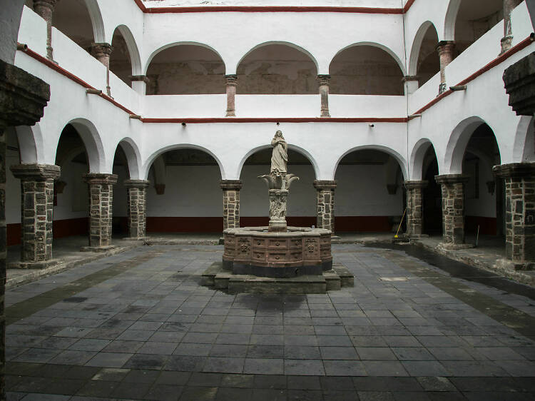 Ex Convento de la Asunción de Nuestra Señora de Milpa Alta