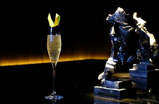 Liberation cocktail bar
