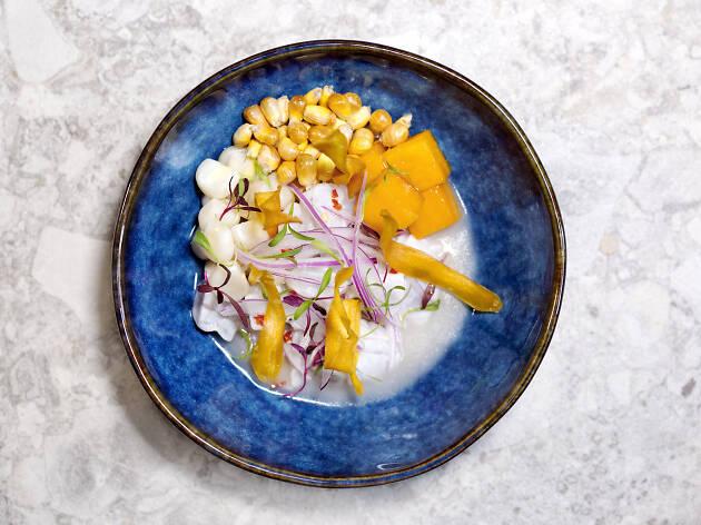 Ichu Peru - ceviche