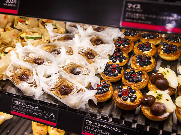 Best depachika in Tokyo