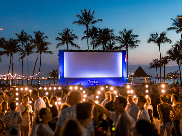 Peroni Sunset Cinemas
