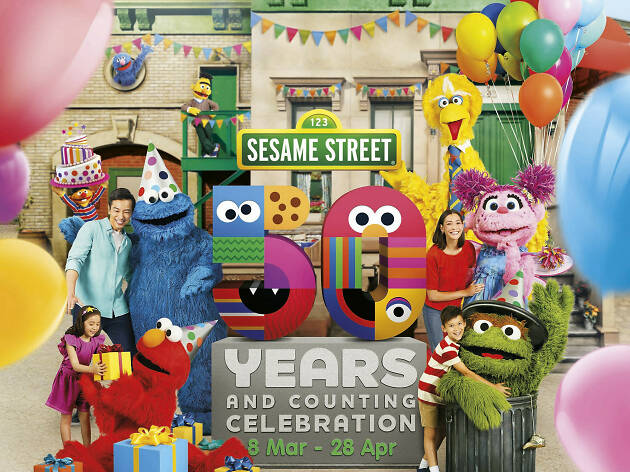 Sesame Street 50 Years and Counting Celebration