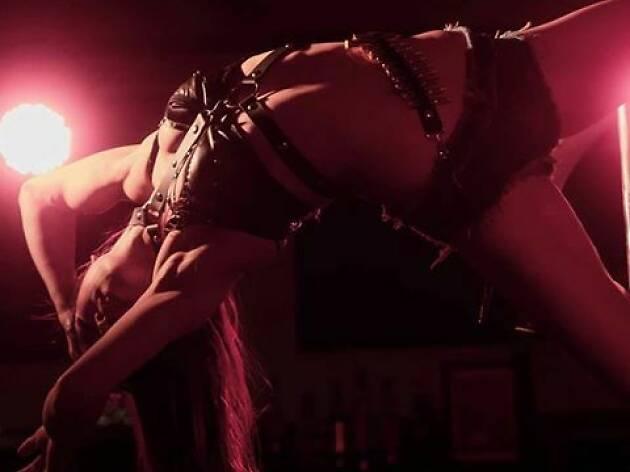 Pole Dance Show@Shisui deux