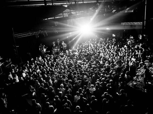 La Colonie de Vacances - Quadriphonic show au Cabaret Sauvage