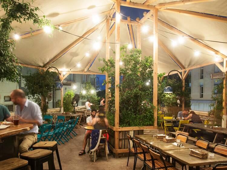 The best Tel Aviv nightlife spots to actually hear yourself speak