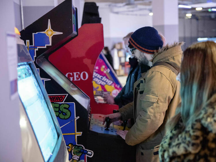 Sheffield's videogame museum