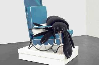 An exciting new exhibition by Cosima Von Bonin is coming to Jaffa