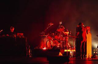 Gonzaï Night : Michael Rother Plays Neu ! + Harmonia