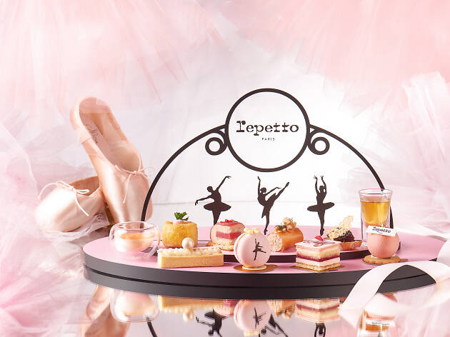 InterContinental X Repetto_TEA