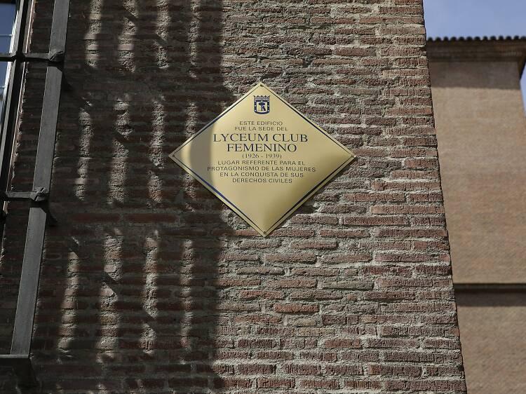 El Lyceum Club Femenino