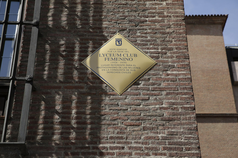 Lyceum Club Femenino