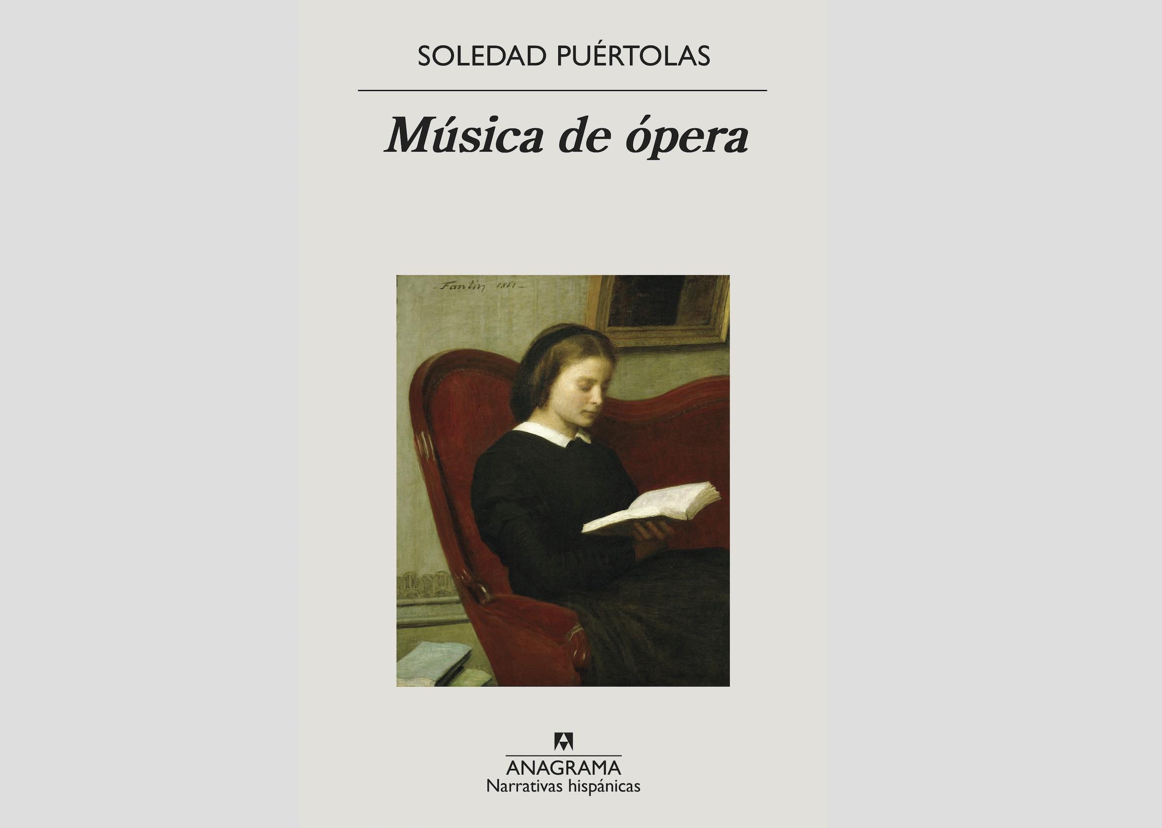 Música de ópera. Soledad Puértolas