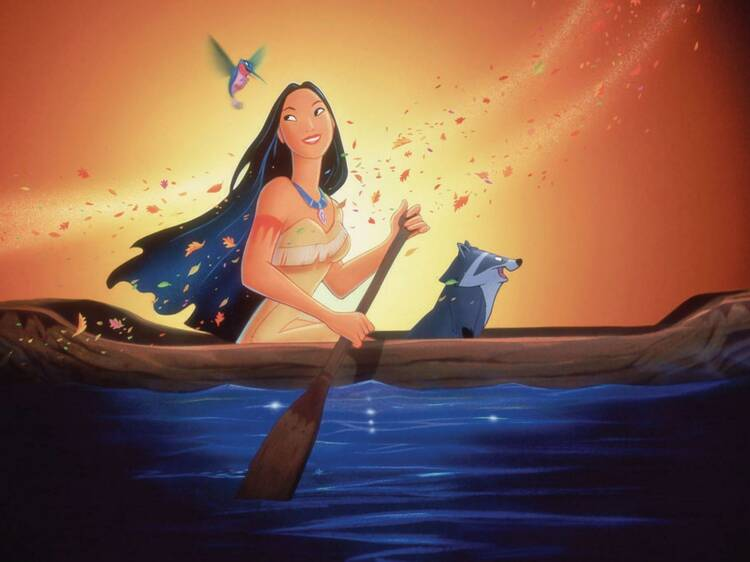 """""""Colors of the Wind"""" (Pocahontas)"""