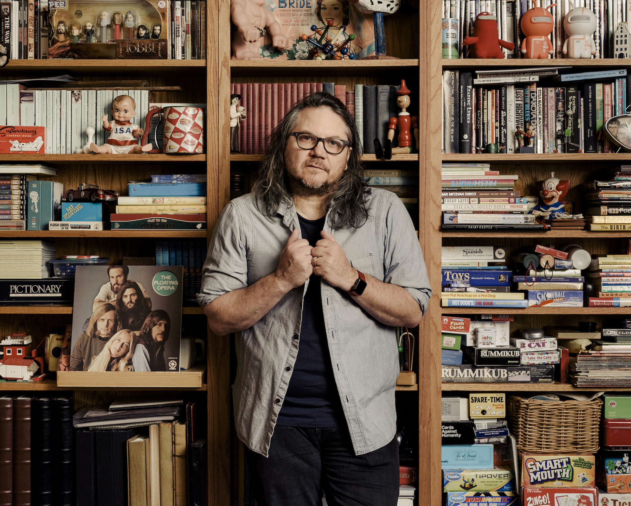 Música, Jeff Tweedy