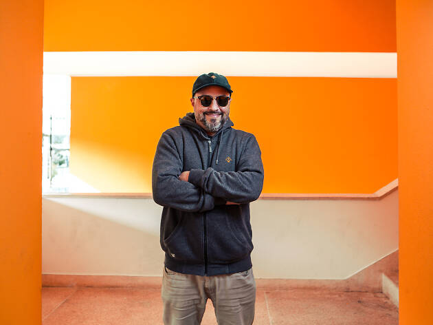 O bairro de Stereossauro tem hip-hop com fado dentro