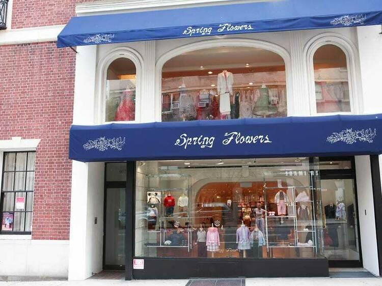 Spring Flowers Children's Boutique