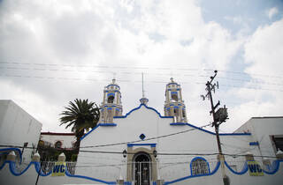 Centro de Milpa Alta (Foto: Alejandra Carbajal)