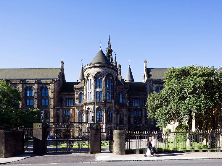 Get to know Glasgow's Sir Charles Rennie Mackintosh at the Hunterian Art Gallery & Museum