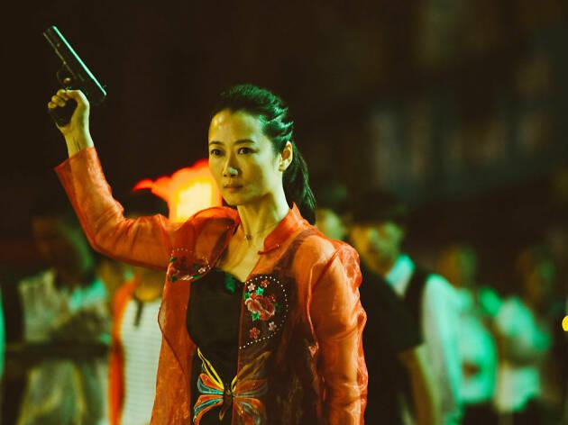 Jiang hu er nv se proyectará en FICUNAM