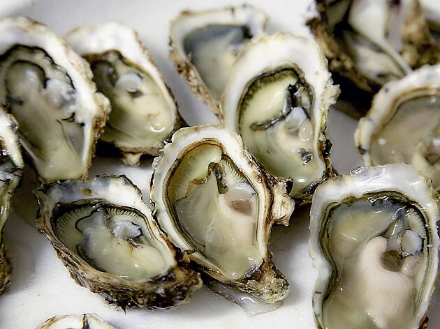 The best oyster happy hours in Boston