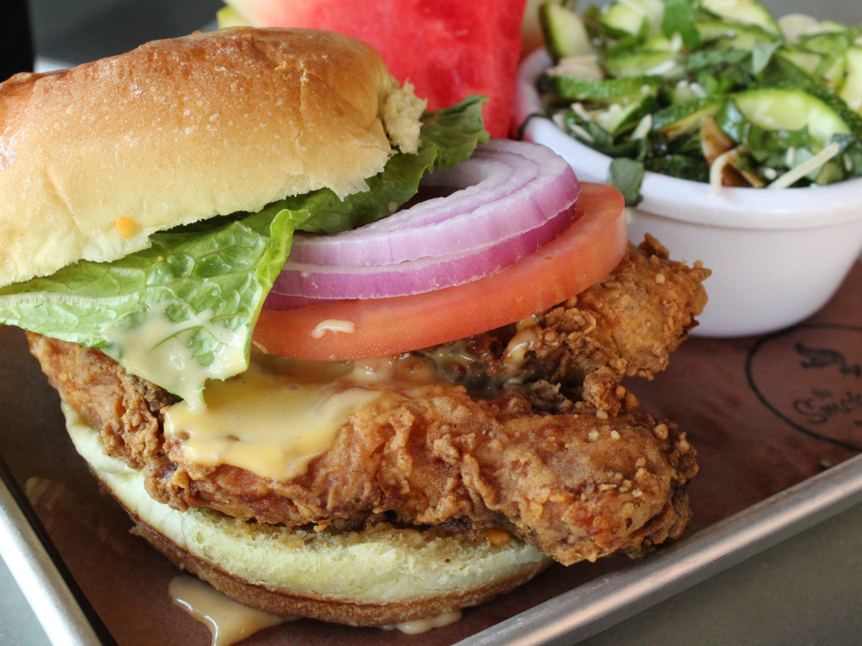 The best fried chicken in Boston