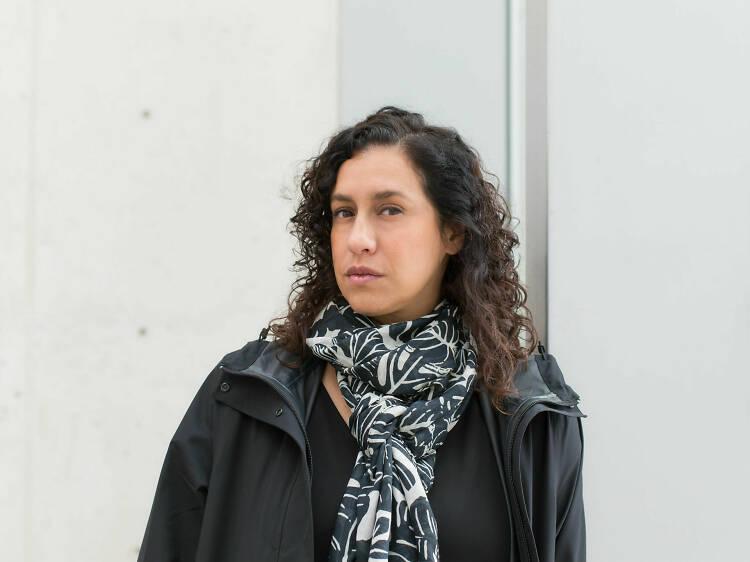 Abril Alzaga, directora ejecutiva