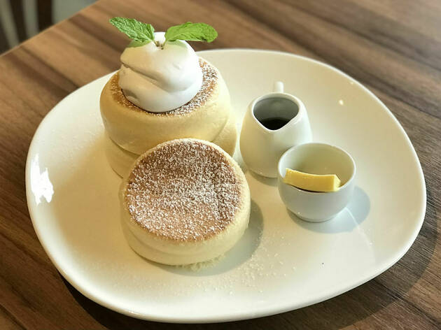 Best soufflé desserts in KL