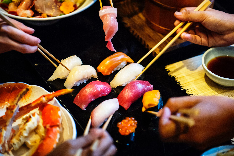 Generic sushi image