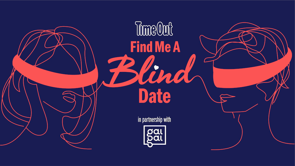 Meet your match at Time Out and GaiGai's Find Me A Blind Date event