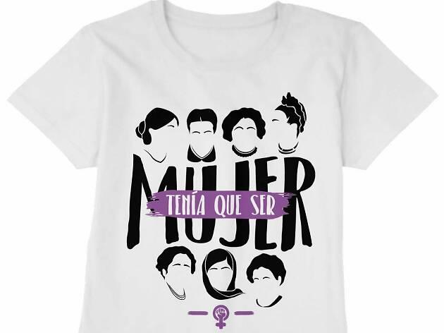 Fem camiseta feminista