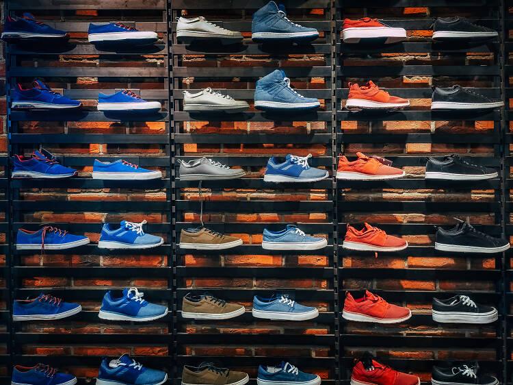 The best Hong Kong sneaker stores
