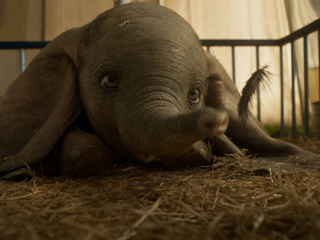 Dumbo film review: Tim Burton's live-action take on Disney's animated classic veers from bland to bonkers and back again