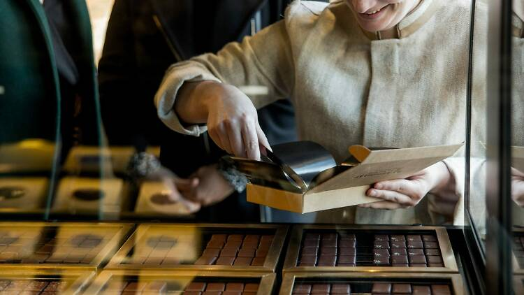 © La Manufacture de chocolat Alain Ducasse