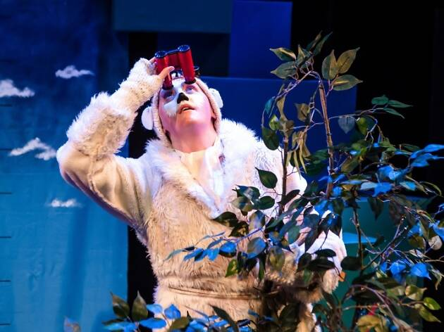 'Polar Bears Go, Go, Go!' at Unicorn Theatre