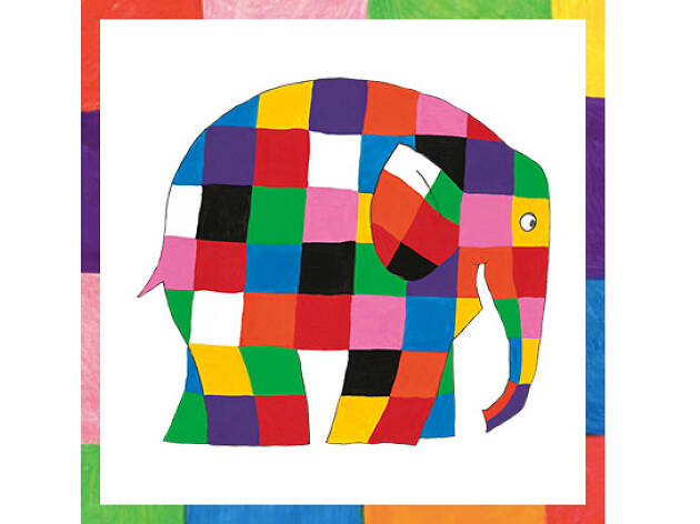 Elmer The Patchwork Elephant Show | Theatre in London