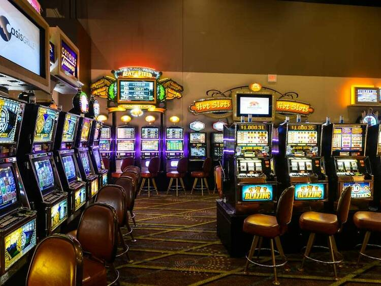 Cash out at the Tortoise Rock Casino