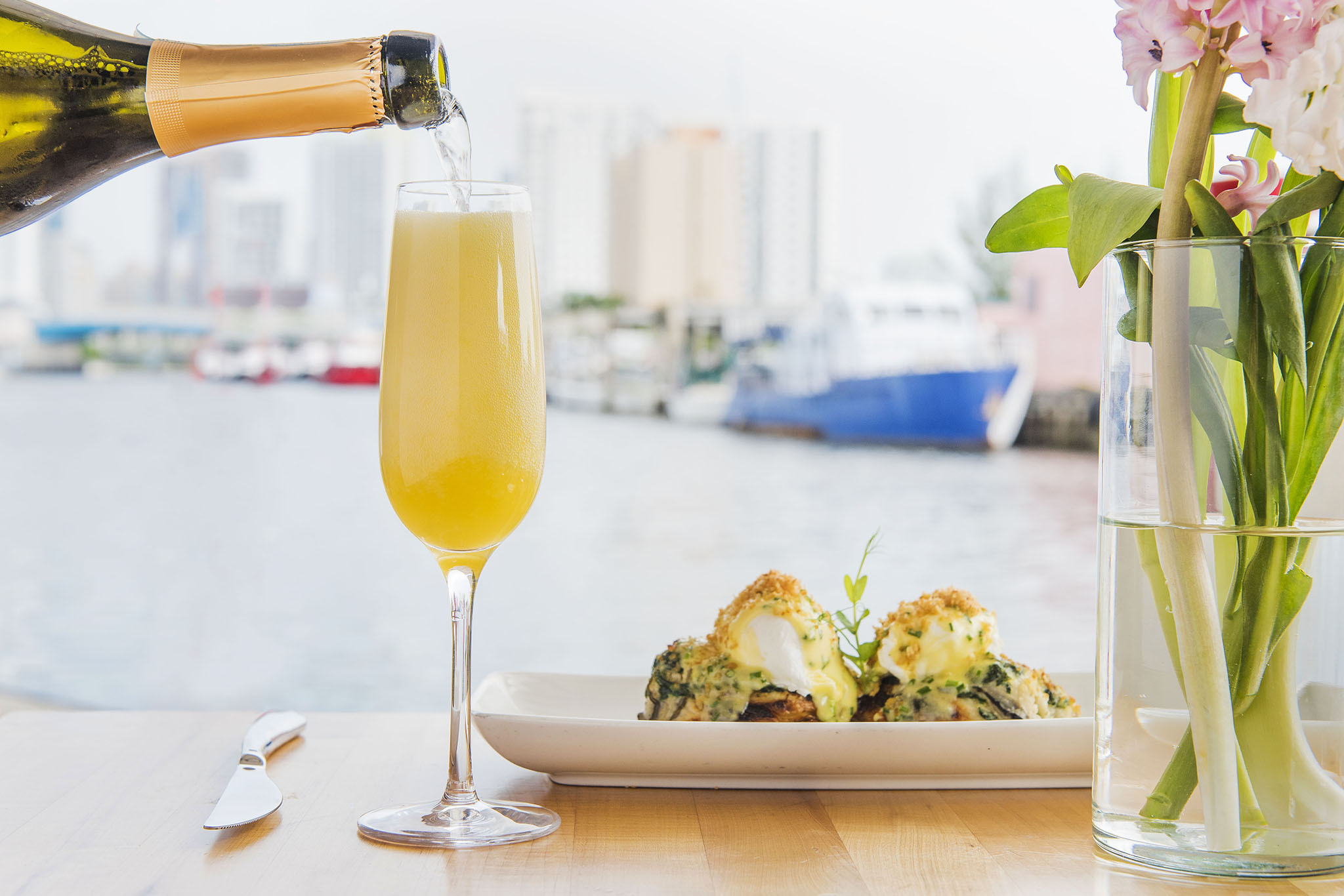 Where to find the best bottomless brunch in Miami