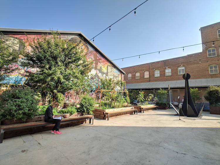 Here's how to spend a perfect day in the Arts District