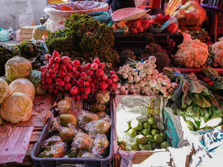 Mercado Tláhuac