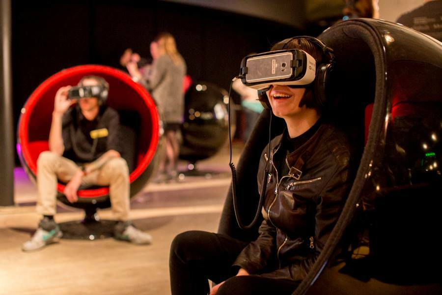 Société des Arts Technologiques / Society for Arts and Technology