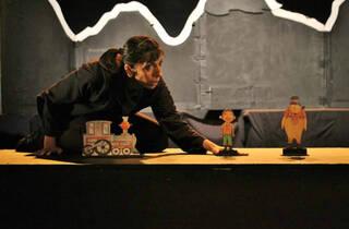 Jim y Lucas el maquinista (Foto: Cortesía de la producción)