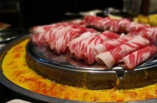Magal BBQ Korean Barbecue in Koreatown Los Angeles